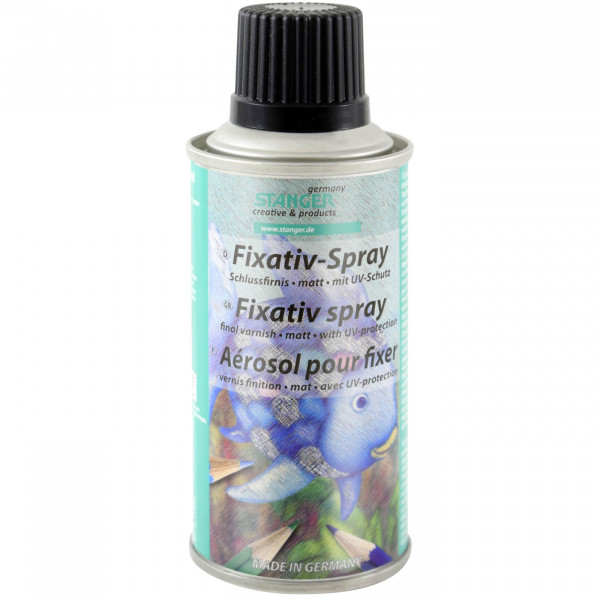 Fixativ Spray 150 ml