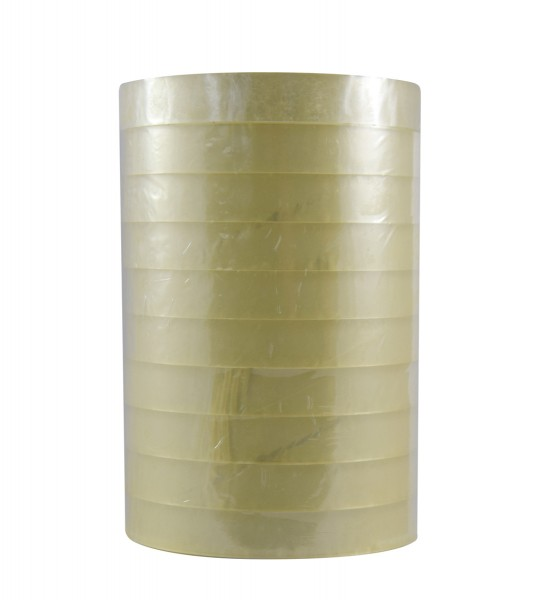 Klebefilme 19 mm x 66 m (8 Stück)