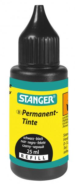 Permanent Tinte rot 25 ml