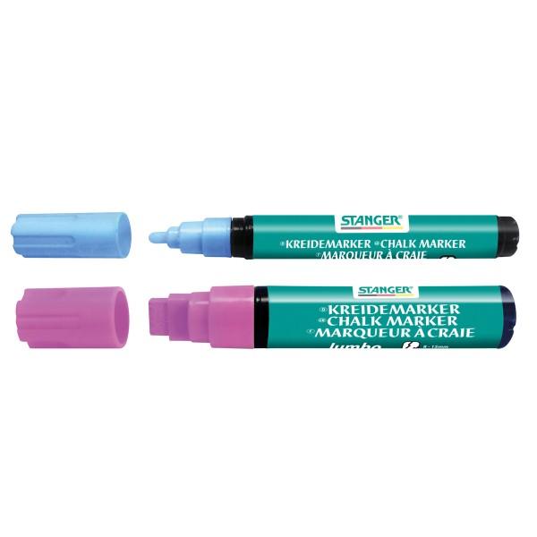 Kreidemarker 1 - 3 mm / 8 - 15 mm