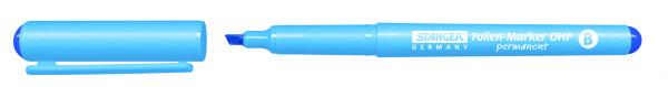 Folien Marker permanent 1-3 mm (10 Stück)