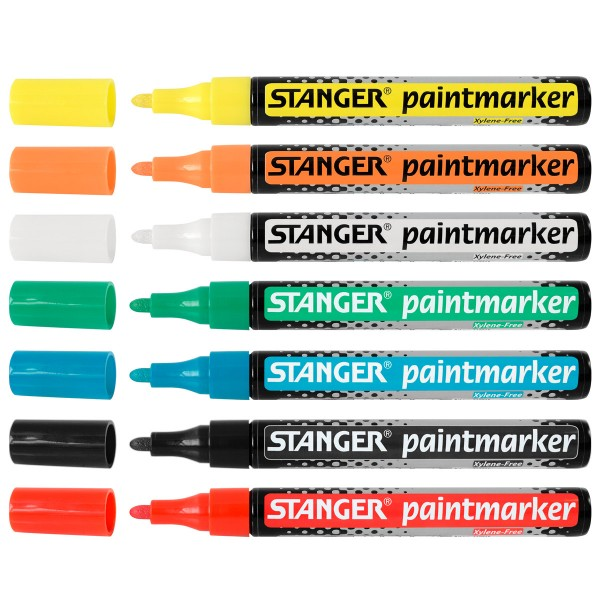 Paintmarker 2 - 4 mm