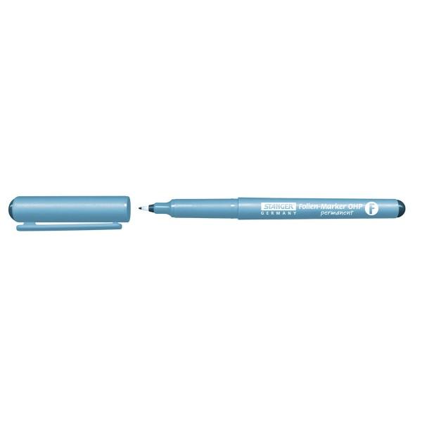 Folien Marker permanent 0,6 mm (10 Stück)