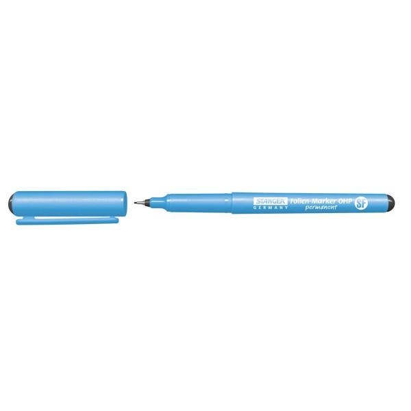 Folien Marker permanent 0,4 mm (10 Stück)