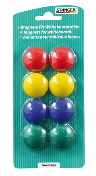 Whiteboard Magnete (8er Set)