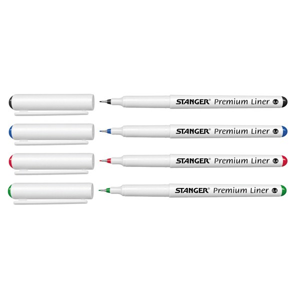Premium liner 0,4 mm (set of 4)